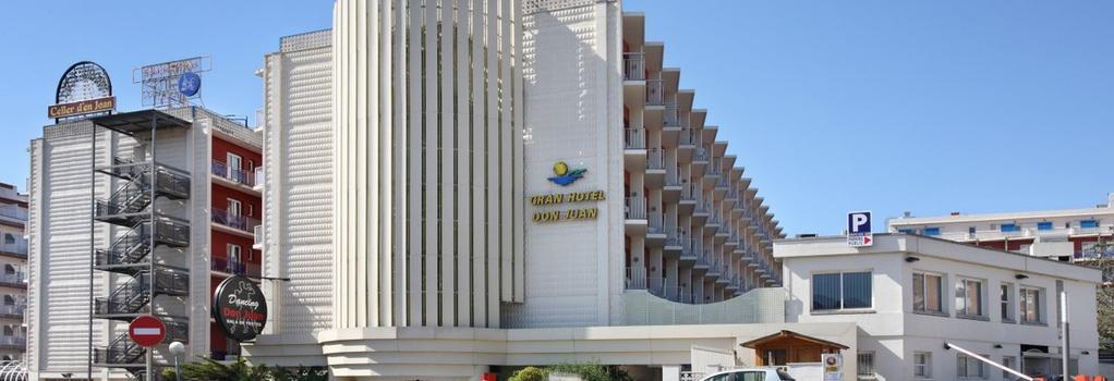 Gran Hotel Don Juan - 羅列特海岸 - 建築