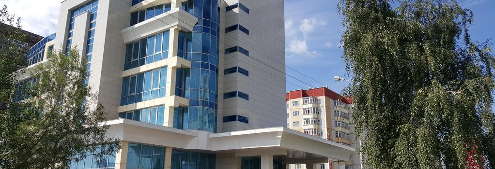 Hotel Metropolis - Surgut - 建築