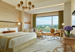 班加羅爾香格里拉酒店 - 班加羅爾 - 臥室