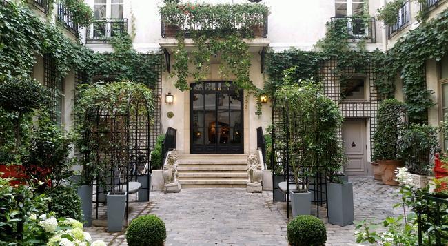 Relais Christine - 巴黎 - 建築