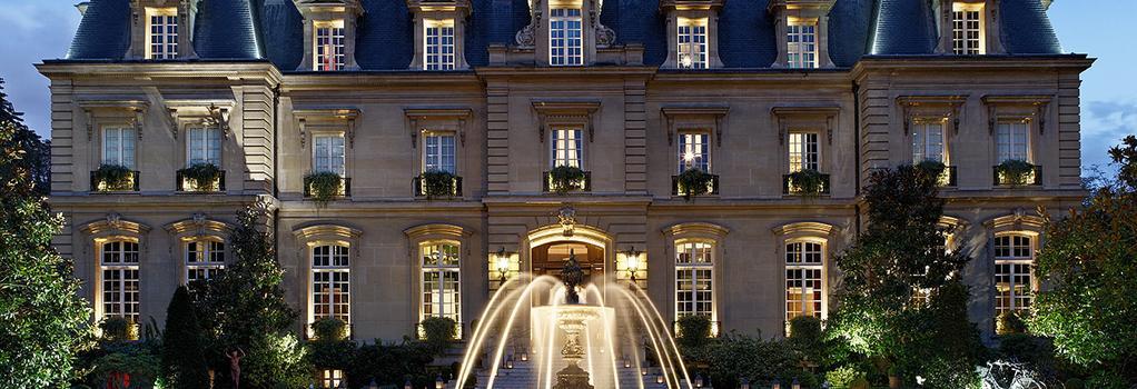 Saint James Paris - Relais & Chateaux - 巴黎 - 建築
