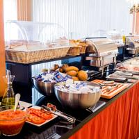 Hotel Arosa Breakfast Area