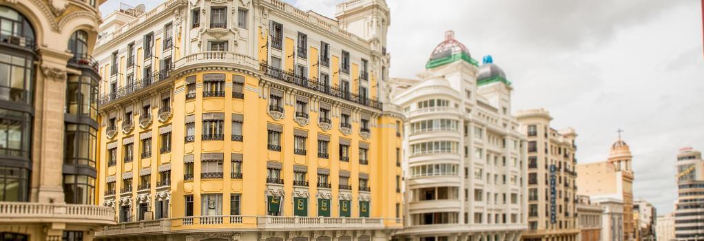 Hotel Arosa - 馬德里 - 建築