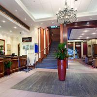 Hilton Sheffield hotel Lobby