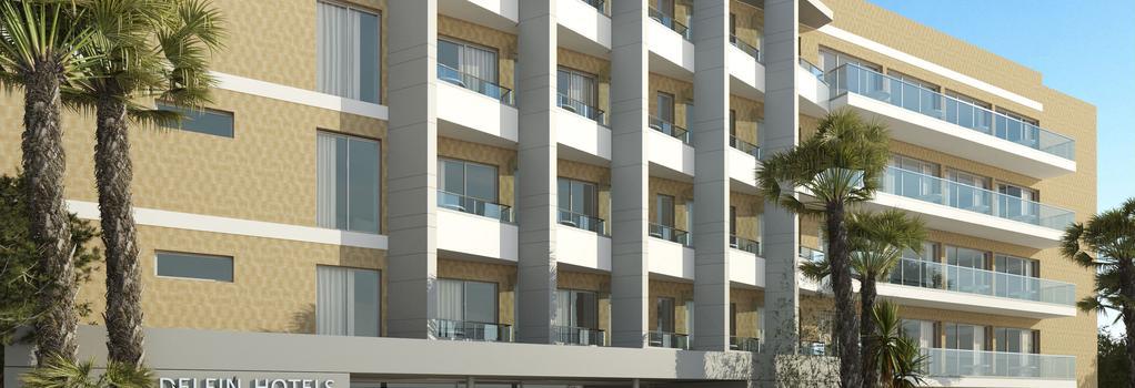 Hotel Senses Palmanova - Palma Nova - 建築