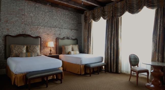 French Market Inn - 新奧爾良 - 臥室