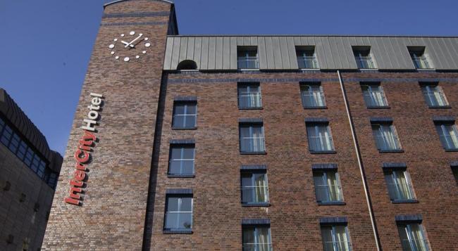 Intercityhotel Hamburg-altona - 漢堡 - 建築