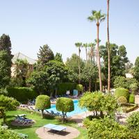 Hôtel Chems Garden