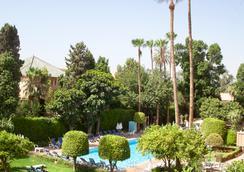 Hôtel Chems - 馬拉喀什 - 室外景