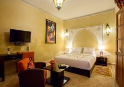 瑪格達及Spa傳統庭院住宅 - 馬拉喀什 - 臥室
