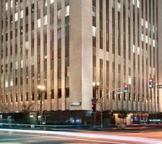 洛杉磯市中心設計酒店