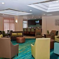 SpringHill Suites by Marriott Houston Hobby Airport Bar/Lounge