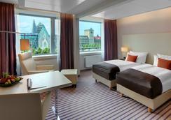 萊比錫雷迪森酒店 - 萊比錫 - 臥室