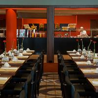 Sheraton Berlin Grand Hotel Esplanade Restaurant Elements