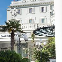 Grand Hotel Des Bains Hotel Front