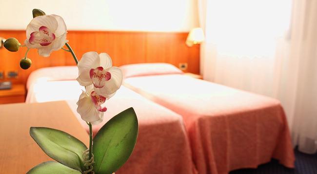 Hotel Kappa - 威尼斯 - 臥室