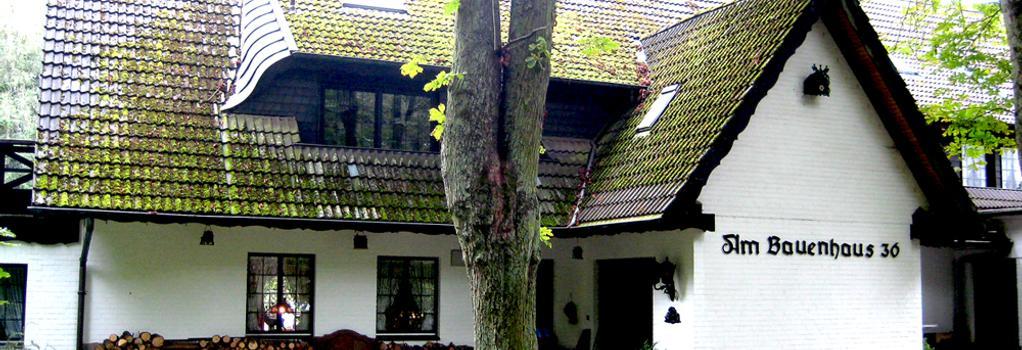 Hotel am Bauenhaus - 杜塞道夫 - 建築