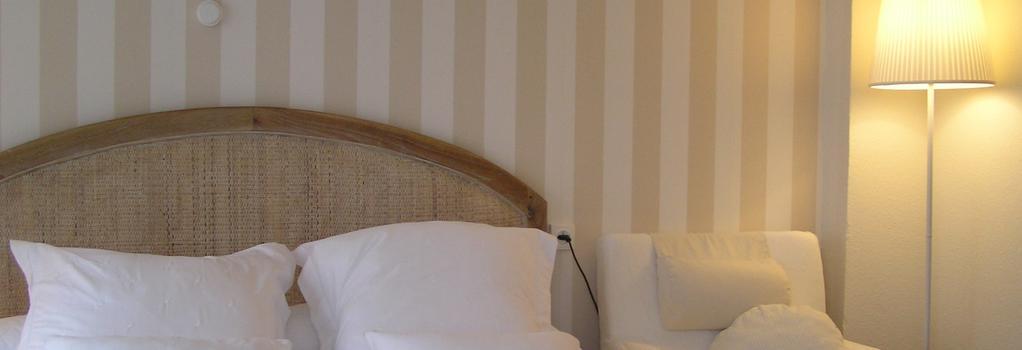 Hotel Central - Gijon - 臥室