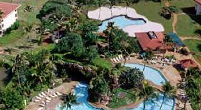 Gaia Gives Resorts @ Kauai Beach Resort Lihue - 利胡埃 - 建築