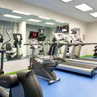 SpringHill Suites by Marriott Salt Lake City Airport Health club
