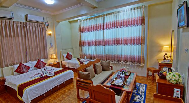 79 Living Hotel - 曼德勒 - 臥室