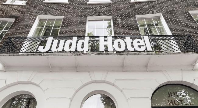 The Judd Hotel - 倫敦 - 建築