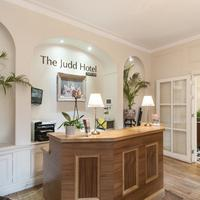 The Judd Hotel Reception