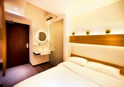 努福酒店 - 新加坡 - 臥室