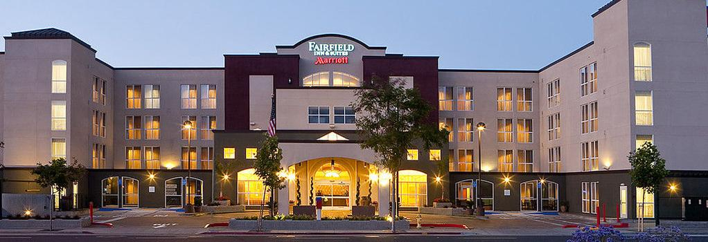 Fairfield Inn and Suites by Marriott San Francisco Airport Millbrae - 米爾布雷 - 建築