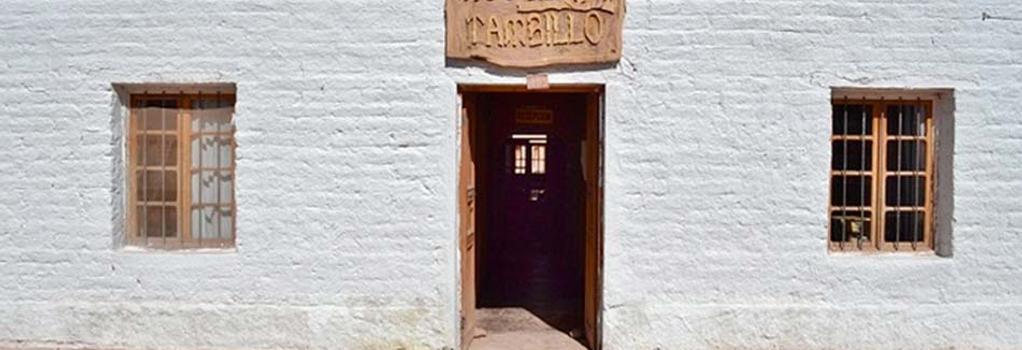 Hotel Tambillo - San Pedro de Atacama - 建築