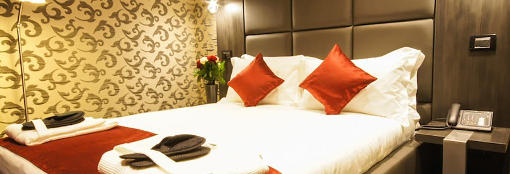 The Bryson Hotel - 倫敦 - 臥室