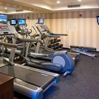 Fairfield Inn and Suites by Marriott San Francisco Airport Millbrae Fitness Facility