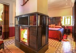 厄爾藍宮- 利萊城堡酒店 - 索維拉 - 臥室