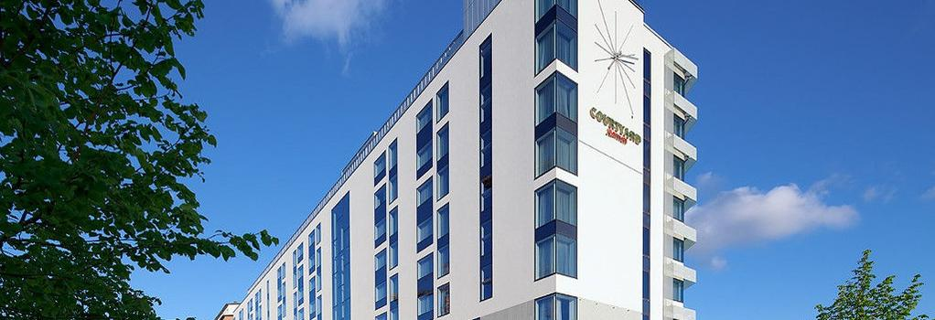 Courtyard by Marriott Stockholm Kungsholmen - 斯德哥爾摩 - 建築