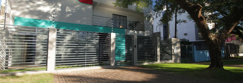 Concept Design Hostel & Suite - 福斯的伊瓜蘇 - 建築