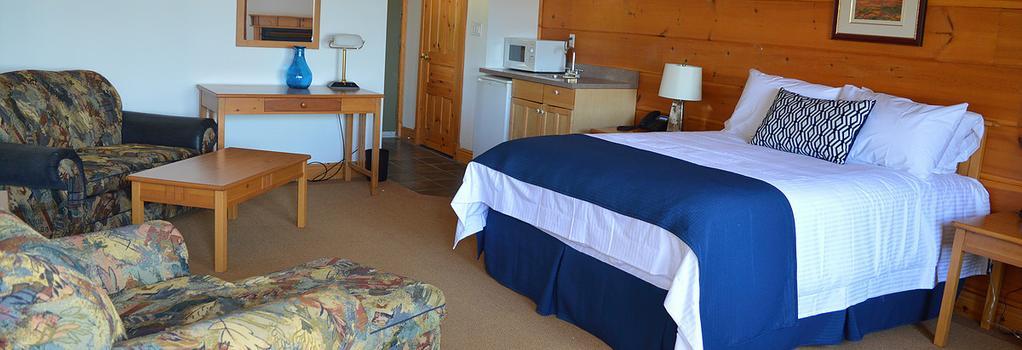 Terrace Suites - North Bay - 臥室