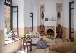 溫泉旅館 - 馬拉喀什 - 休閒室