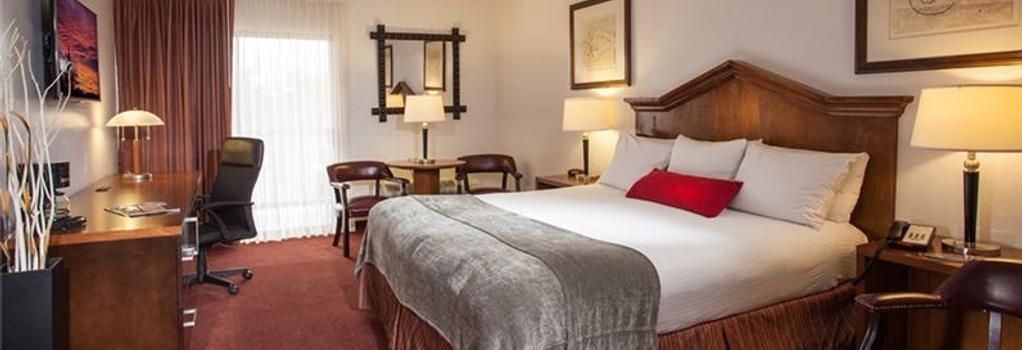 Grand Canyon Plaza Hotel - Grand Canyon Village - 臥室
