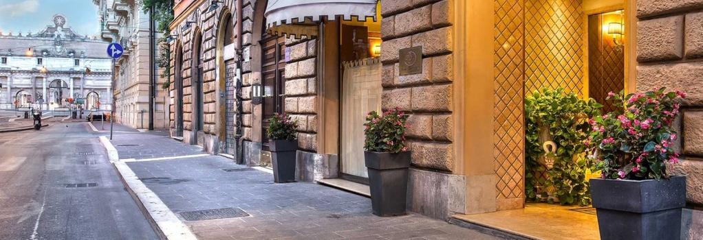 River Palace Hotel - 羅馬 - 建築