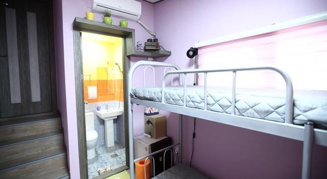 Soo Guesthouse - 首爾 - 臥室