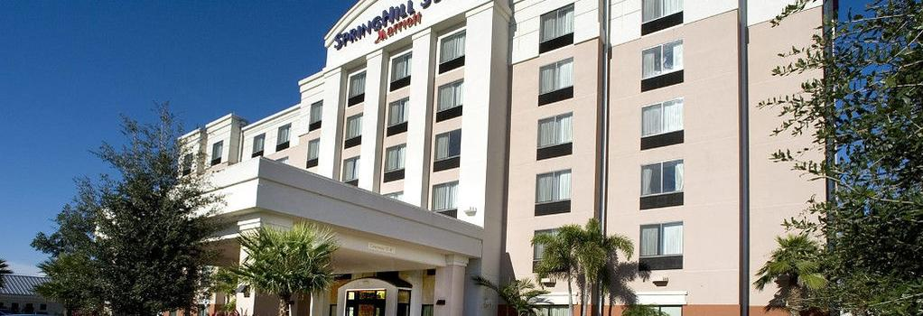 SpringHill Suites by Marriott Tampa Brandon - 坦帕 - 建築