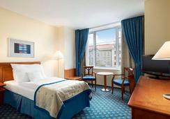 華美達布拉格市中心酒店 - 布拉格 - 臥室