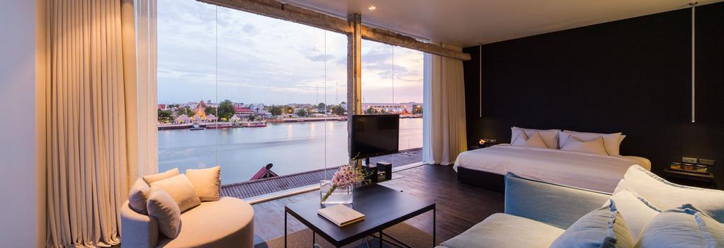 Sala Rattanakosin Bangkok - 曼谷 - 臥室