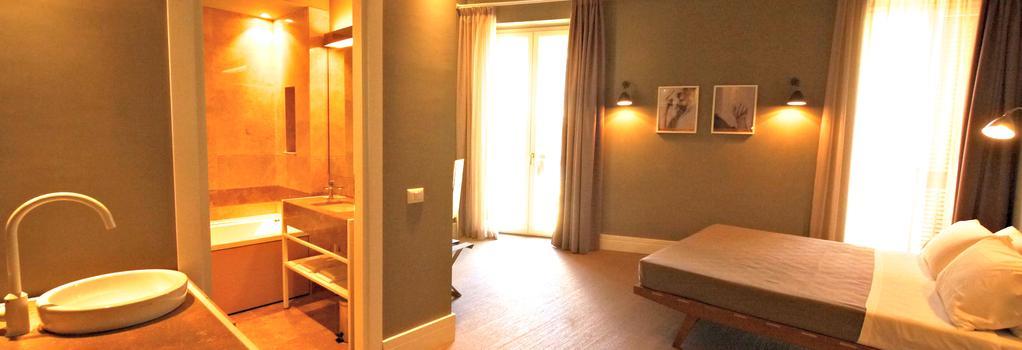 Hotel Accademia - 羅馬 - 臥室