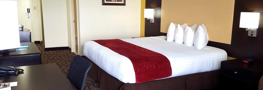 Bay Harbor Hotel - 坦帕 - 臥室