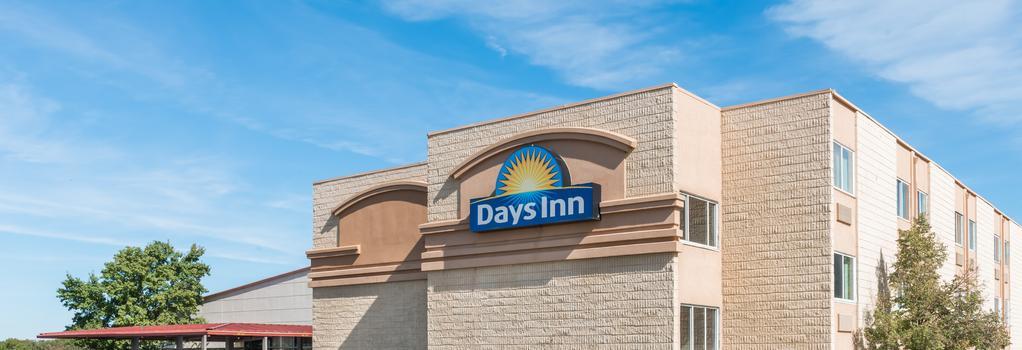 Days Inn Kirksville - Kirksville - 建築