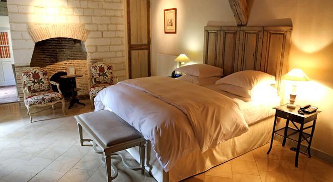 Hotel la Maison de Rhodes - Troyes - 臥室