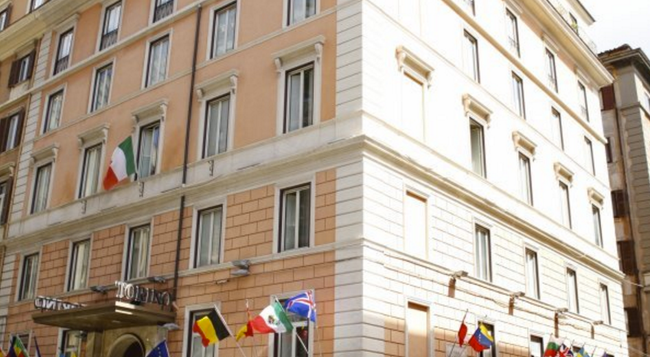 Hotel Torino - 羅馬 - 建築