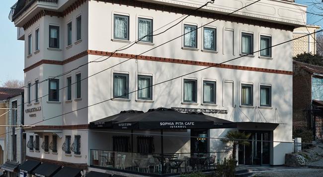 Boutique Saint Sophia - 伊斯坦堡 - 建築
