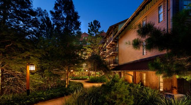 Boulder Ridge Villas At Disney's Wilderness Lodge - 奧蘭多 - 建築